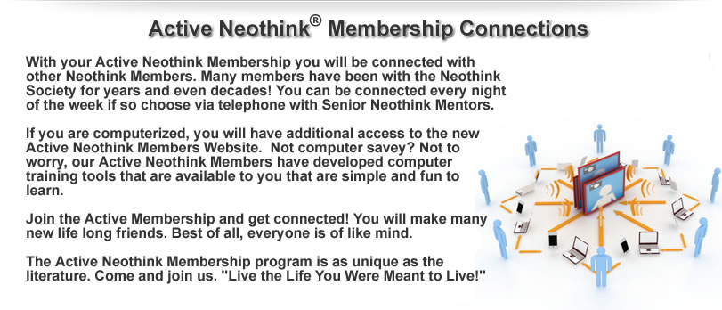 Mark Hamilton - Active Neothink Membership Connections